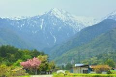 北葛岳の五月