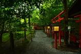 野宮神社・境内と参道