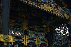 西本願寺・唐門2