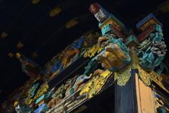 西本願寺・唐門3