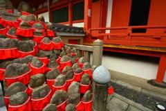 六波羅蜜寺の地蔵群