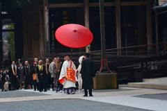 西本願寺・仏前結婚式
