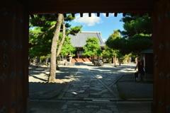 上善寺・山門2