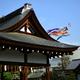 西院春日神社・拝殿