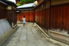 カメラガール、京都を撮る!