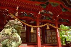 飛騨日枝神社・富士神社2
