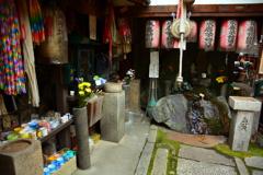 西福寺境内
