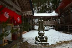 仏崎山観音寺の三が日