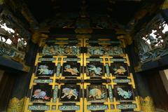 西本願寺・唐門5