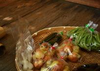 神社のお野菜