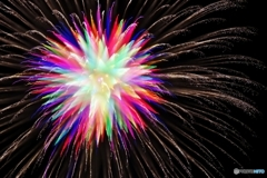 Fireworks (2018安曇野花火-6-)
