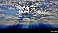「光のパイプオルガン」