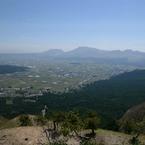 阿蘇の眺望