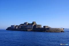 軍艦島 IMGP4281