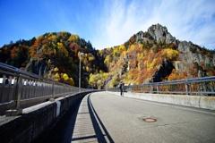 豊平峡ダム 3