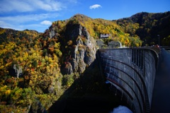 豊平峡ダム 4