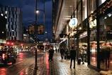 Stockholm rain.