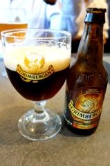 ドイツ&ベルギーの旅 お口直しにベルギービールを♪