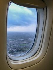 ロンドン・ヒースロー空港へ
