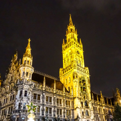 ミュンヘン新市庁舎