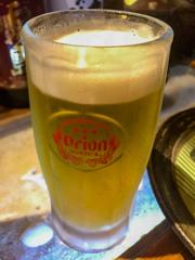 オリオンビール@居酒屋