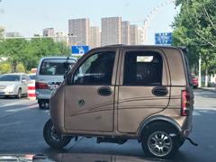 ミニ三輪自動車