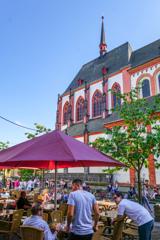 コブレンツ旧市街地と聖母教会
