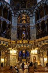 アーヘン大聖堂の美