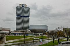 BMW本社&ミュージアム