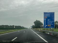 オランダ入国