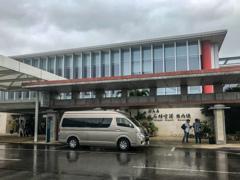 石垣島は雨だった・・・