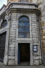 アーヘン大聖堂入口