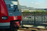 ホーエンツォレルン橋の名物