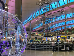 ロンドン・ヒースロー空港ターミナル2
