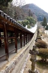備中国一宮 吉備津神社廻廊