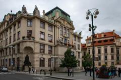 プラハ新市役所