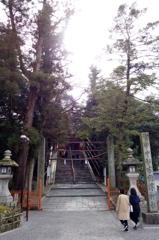 輝く備中国一宮 吉備津神社