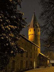緑の塔 雪の古都ラーベンスブルク