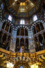 アーヘン大聖堂の美 4