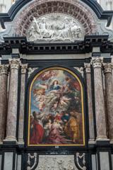 聖母マリア被昇天<ルーベンス三大祭壇画>
