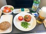 機内食@スイス国際航空