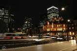 東京駅を右から