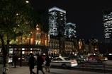 東京駅を左から