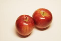 りんご二つ
