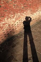 Shadow on the Brickhouse