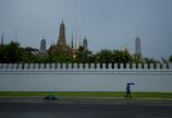 雨のBangkok
