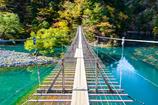 夢の架橋-寸又渓谷-