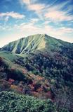 紅葉の剣山-10月の四国の旅①-