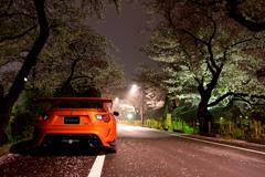 Sakura x Toyota86