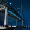 Bluish Bay Bridge